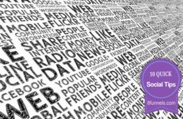 10 Fast Social Media Marketing Tips