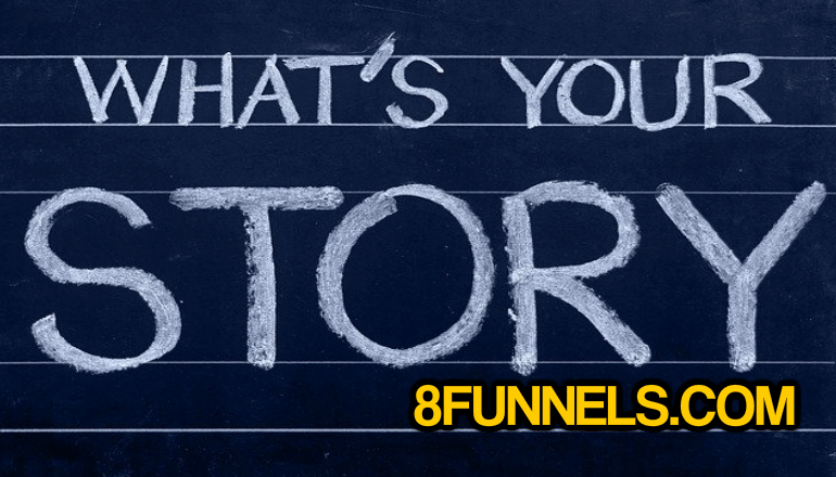 Share your story with 8 Funnels Blog